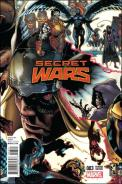 Secret Wars #3 - Simone Bianchi 1 in 20 Connecting Variant