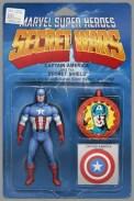 Secret Wars #4 - John Tyler Christopher Action Figure Variant