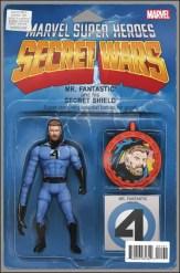 Secret Wars Journal #1 - John Tyler Christopher Action Figure Variant