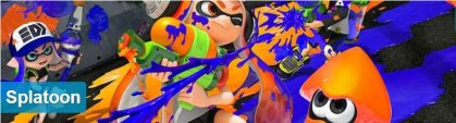 Splatoon by Nintendo