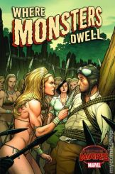 Where Monsters Dwell #3