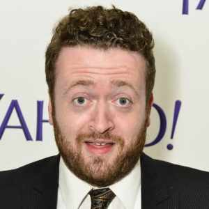 WEST HOLLYWOOD, CA - APRIL 14:  Actor Neil Casey attends Yahoo Screen Launch Party For Paul Feig's