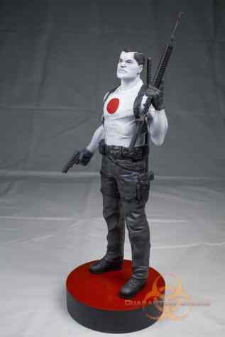 BLOODSHOT BY DAVID AJA 1/6 SCALE LIMITED STATUE