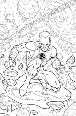 Sinestro # 19 by Derec Donovan