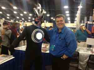 Neal Adams raising Havok ;)