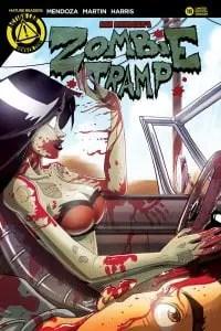 Zombie Tramp #18 variant (coming soon)