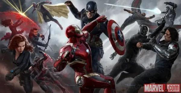 CW Marvel