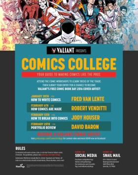 Comics College