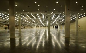 By Erik Drost (Flickr: Cleveland Convention Center) [CC BY 2.0 (http://creativecommons.org/licenses/by/2.0)], via Wikimedia Commons