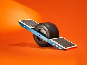 One-wheeled scooter by Future Motion (USA)