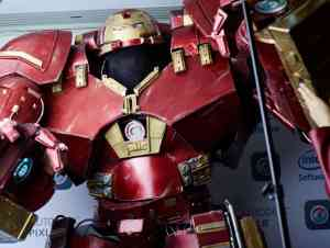 Hulkbuster - The Eastern Cosplay Champion