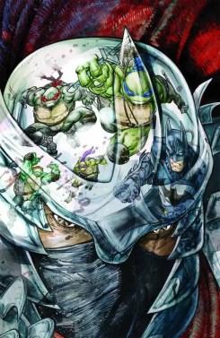 Batman Teenage Mutant Ninja Turtles #3