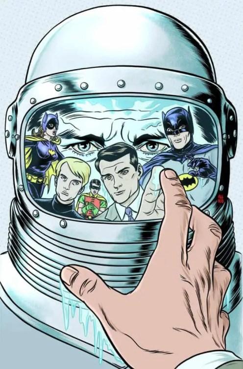 Batman '66 Meets The Man From U.N.C.L.E #3