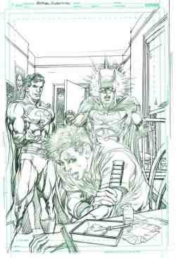 Batman Superman #29 Neal Adams variant