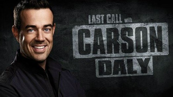 Carson Daly Banner