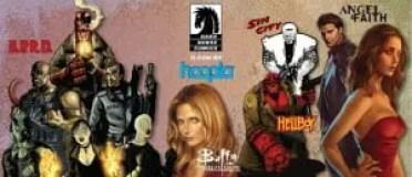 Dark Horse Comics now available on hoopla digital. (PRNewsFoto/hoopla digital)
