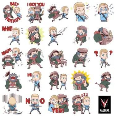 AA Emojis