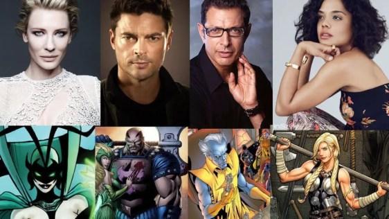 New Thor Cast