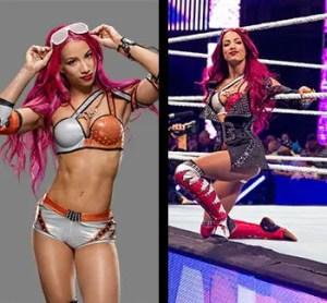 WWE Sasha