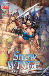 snow white vs snow white1