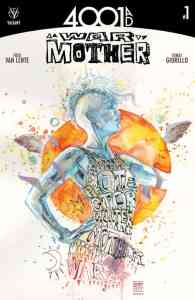 4001 A.D.: WAR MOTHER #1 – Cover A by David Mack