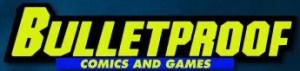 Bulletproof Comics logo