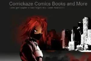 Comickaze logo
