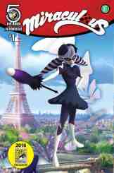 Miraculous #1- SDCC 2016 Exclusives featuring Stormy Weather
