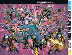 Cover A (All-Star Jam) by CARY NORD, BOB LAYTON, BRANDON PETERSON, STEPHEN PLATT and 46 MORE X-O ALL-STARS!