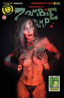 Zombie Tramp #25 - Photo Variant