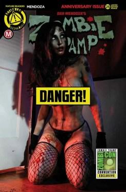 Zombie Tramp #25 - Risque Photo Variant