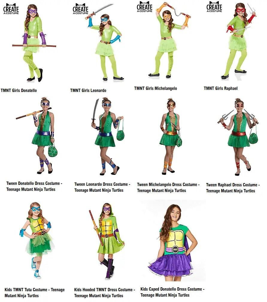 teenage mutant ninja turtle halloween costumes – popculthq