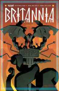 BRITANNIA #2 (of 4) SECOND PRINTING – Cover by Cary Nord