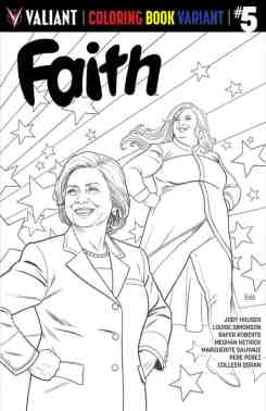 Coloring Book Variant