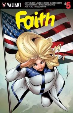 Variant Cover by RAFA SANDOVAL