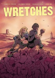 wretches-1-cover