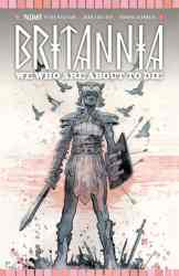 BRITANNIA: WE WHO ARE ABOUT TO DIE #1 (of 4) – Cover B by David Mack