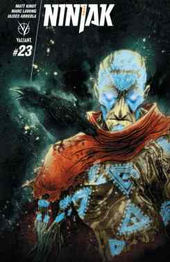 Variant Cover by BEN TEMPLESMITH