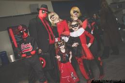 Deadpool - Harley family by DTJAAAAM