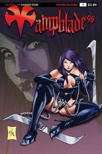 Vampblade 98 Cover A – Standard: Arturo Louga
