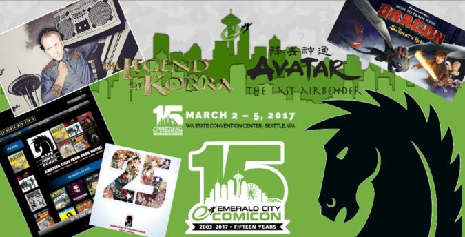 Dark Horse Comics @ ECCC - Panels, Signings, Exclusives + More!