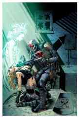GFT Robyn Hood I Love NY #9 - Cover D by Jose Luis