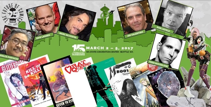 Image Comics @ ECCC - Exclusives, Panels, Signings + More!