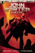 John Carter The End #1 - Cover B by Juan Doe
