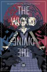 THE WICKED + THE DIVINE #27 by Kieron Gillen & Jamie McKelvie, variant artwork by Chynna Clugston-Flores (Diamond Code DEC168658)