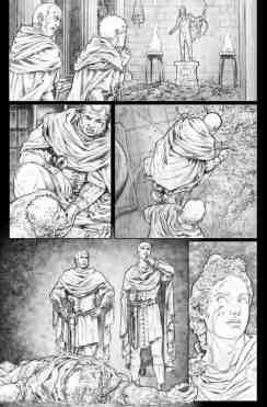 BRITANNIA: WE WHO ARE ABOUT TO DIE #1 (of 4) – Interior Art by Juan Jose Ryp - Page 5