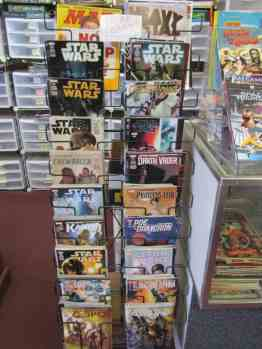 Star Wars only!