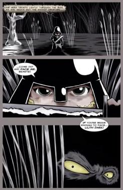 Lilith Dark #1 - page 6