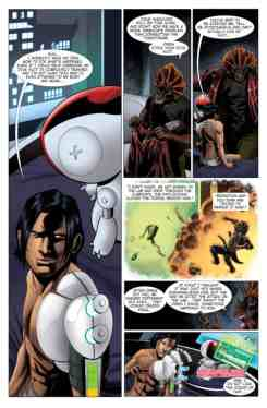 Voracious Feeding Time #4 Page 5