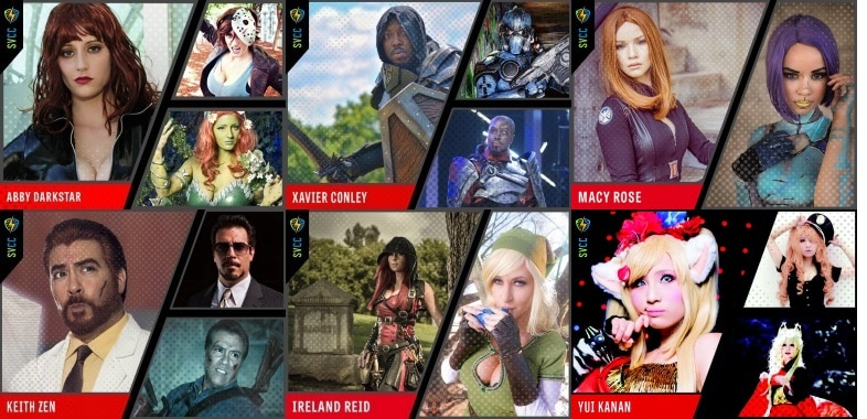 Silicon Valley Comic Con 2017: The Cosplayers